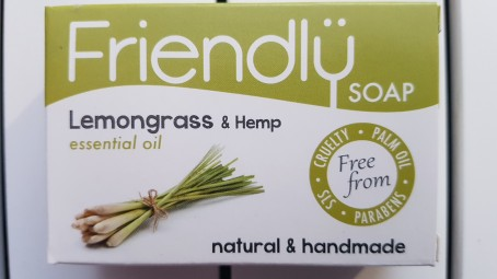 Friendly grass lemongrass