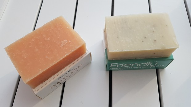 Neddy - two soaps